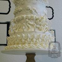 Sweet Summer Collab - Wedding Cake.