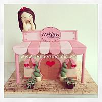 Restaurant Cake