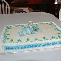 Amish Birthday Cake by Laurie