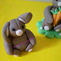 Rabbits by Pattiecake