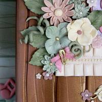 Vintage Scrapbook Album by Sweet Treasures (Ann)