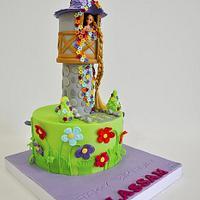 Tangled Cake II