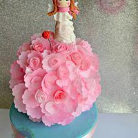 For Yasmine - The Little Princess Angel