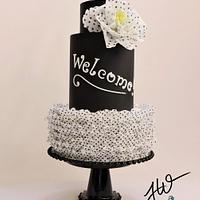 Party Dress Cake