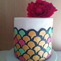Extended Tier Cake