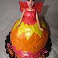 Fairy Barbie  by Tiffany Palmer