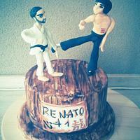 Bruce Lee Vs Renato