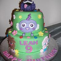 Moshi Monster cake by Claire