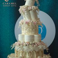 Wedding Cake @ Salon Culinaire Qatar 2017