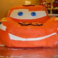 Lightning McQueen  by pharmmom