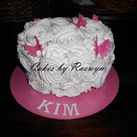 Kim's Buttercream Roses