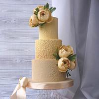 Beige wedding