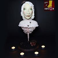 Jolit (Lady Halloween) - Tickle my bones collaboration