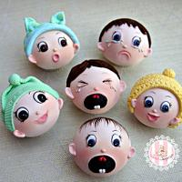Baby Shower Toppers