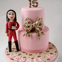 Jessie J Cake (version 2!) by Amanda's Little Cake Boutique