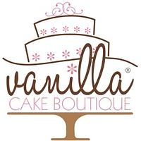 Vanilla cake boutique