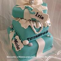 Tiffany & Co, Cake