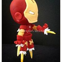 Iron Man by m0mmyluv