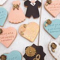 Engagement cookies by Nebibe Nelly