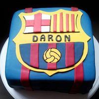 birthday cake barcelona