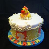 Rubber ducky....