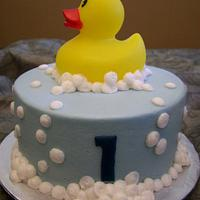 Rubber Duck by Theresa