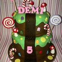 Demi's Chocolate Factory