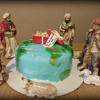 God's Gift Christmas Cake