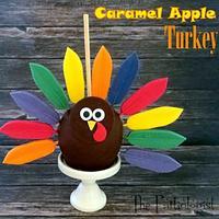 Turkey Caramel Apple