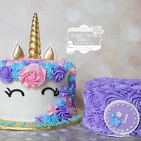 Unicorn 1st Bday