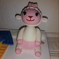 Lambie from Doc Mcstuffins