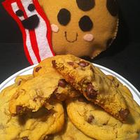 Maple Bacon ChocolateChip Cookies
