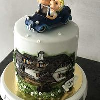 Mill cake