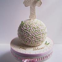 Niki's First Communion Cake