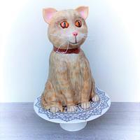 Cat Cake.