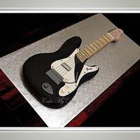 Guitar by Cake My Day