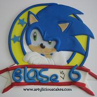 """Sonic"" logo"