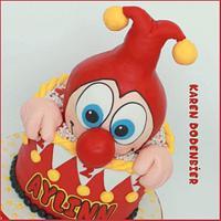 Jokie the clown