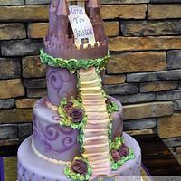 Stunning 3 Tier Cake