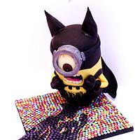 Luk at tu: BatMinion!
