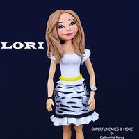 LORI - sugar doll