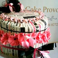 30th Birthday Cake by Cake Provocateur by BIBI