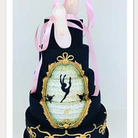 Ballerine cake