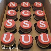 NC State University Cupcakes