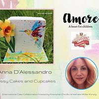 Amore - A Heart for Children Collaboration