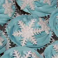 'Wicked' Winter Cupcakes