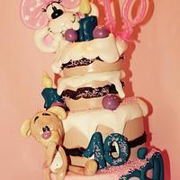 Diddlina  cake