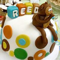 Monkey Baby Cake