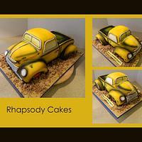 Chevy Truck Cake