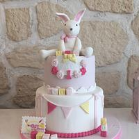 Little rabbit cake
